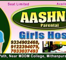 Aashna Girls hostel
