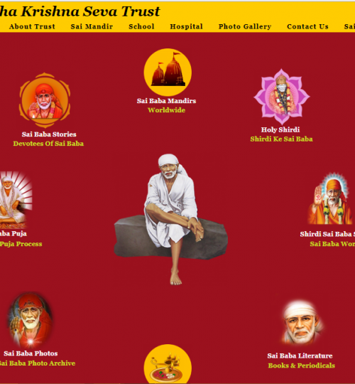 Radha Krishna Seva Trust